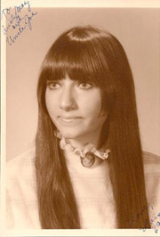 Lois Centofanti, circa early 1970s.(Courtesy Photo)