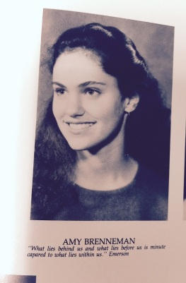amy brenneman high school photo