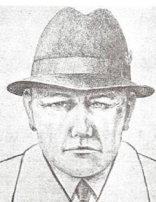 Unidentified Wendy Wolin Murder Suspect in 1966 New Jersey