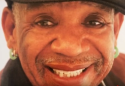Decapitation murder of blind 75 year old gospel singer still unsolved.