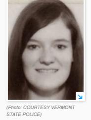 Rita Curran, murder victim 1971 Vermont