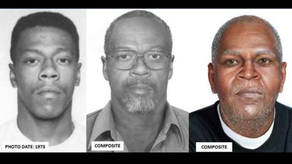 Wanted Fugitive - Lester Eubanks